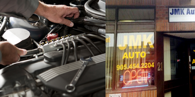 JMK AUTO & TIRE IN BRAMPTON