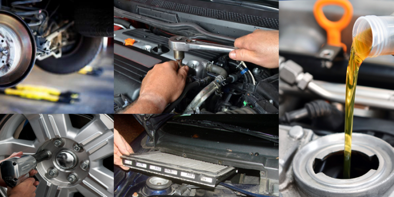 WE PROVIDE A COMPLETE RANGE OF AUTOMOTIVE SERVICES