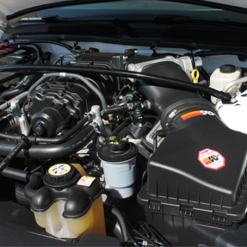 Vehicle Cooling System Service